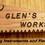 GlensWorkshop